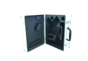 Aluminium Koffer für Stereomikroskope:    Aluminium-Aufbewahrungskoffer für BMS 20-/30-C-2L-/40-Reihe